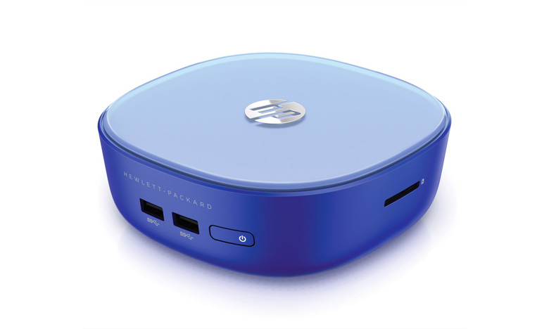 HP Stream Mini Blue