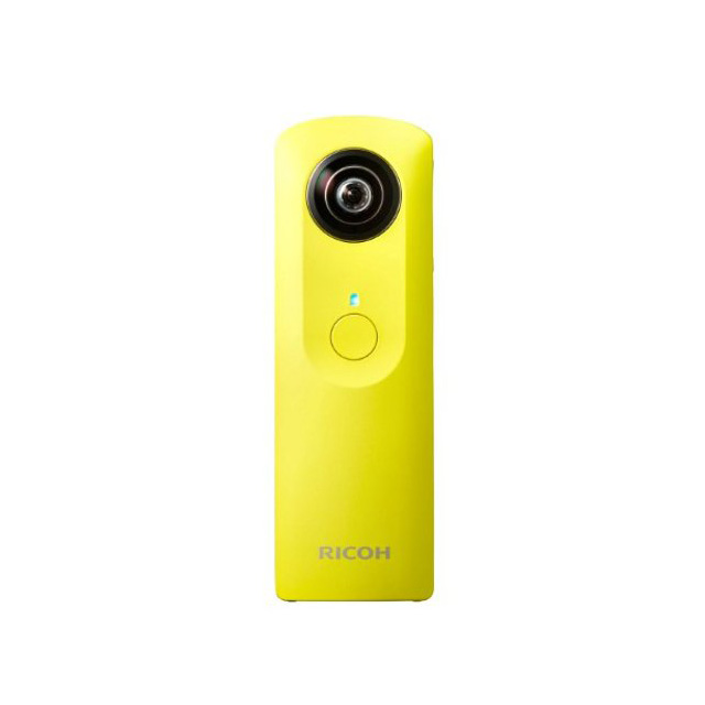 Ricoh Theta M15 360 Degree Spherical Panorama Camera