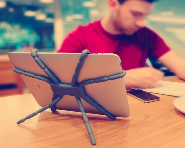 Spiderpodium Flexible Tablet Stand