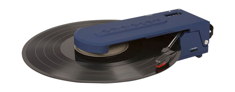 Crosley Revolution Portable USB Turntable
