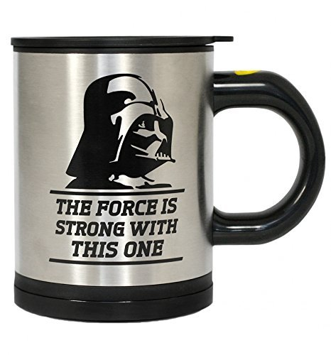 Star Wars Darth Vader Spinning Mug