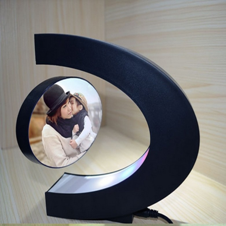 Levitation Photo Picture Frame with LED
