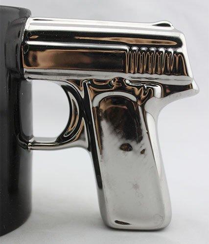 Gun Handle Mug