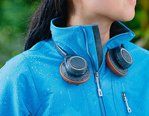 Plantronics Backbeat Sense Bluetooth Wireless Headphones Splashproof
