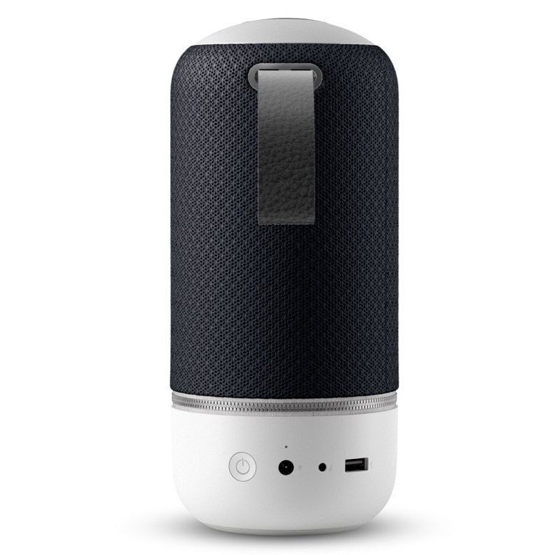 Libratone Zipp Mini WiFi + Bluetooth Multi-Room Wireless Speaker Back Connections