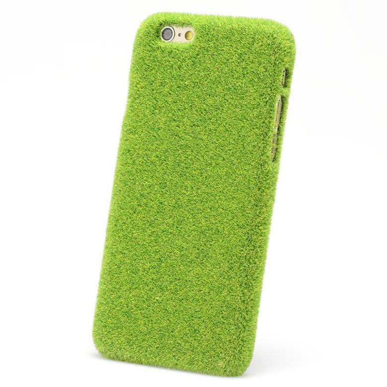 Shibaful Lawn iPhone Case