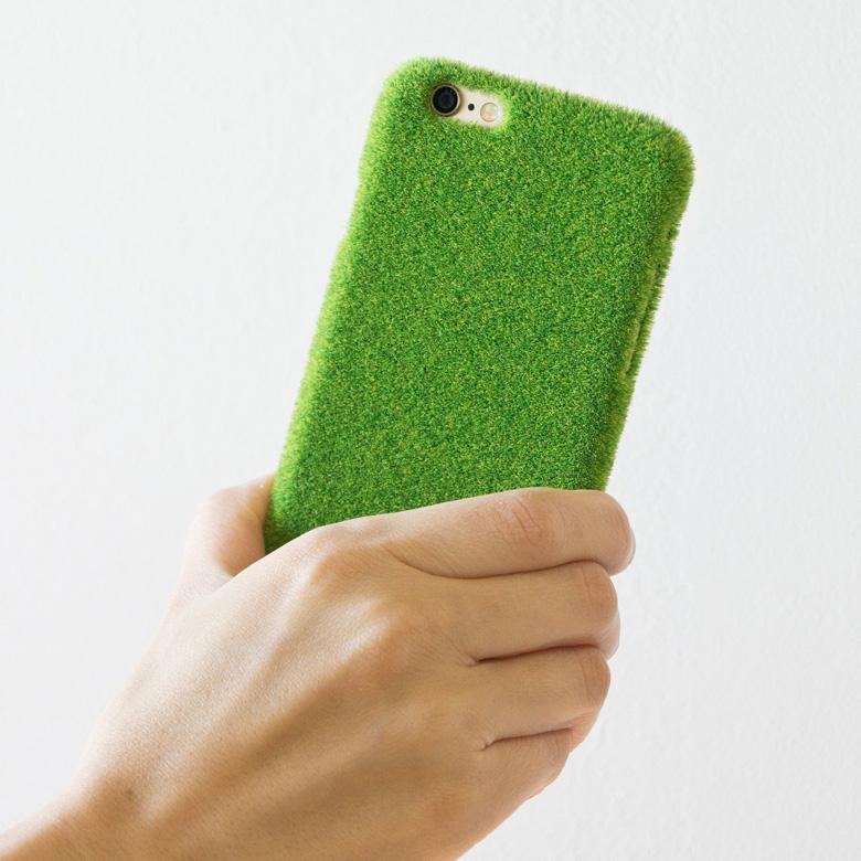 Shibaful Turf iPhone Case