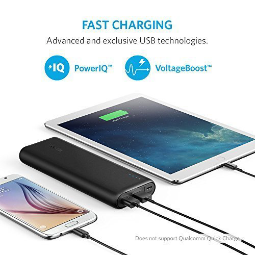 Anker 20000mAh Portable Charger Fast Charging