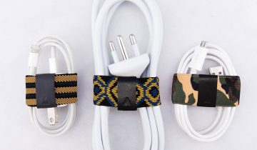 CableBand multi-purpose cable organizer