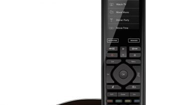 Logitech Harmony Elite All in One Remote Control