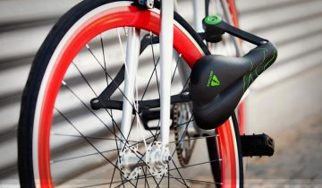 Seatylock Trekking Seat & Bike Lock