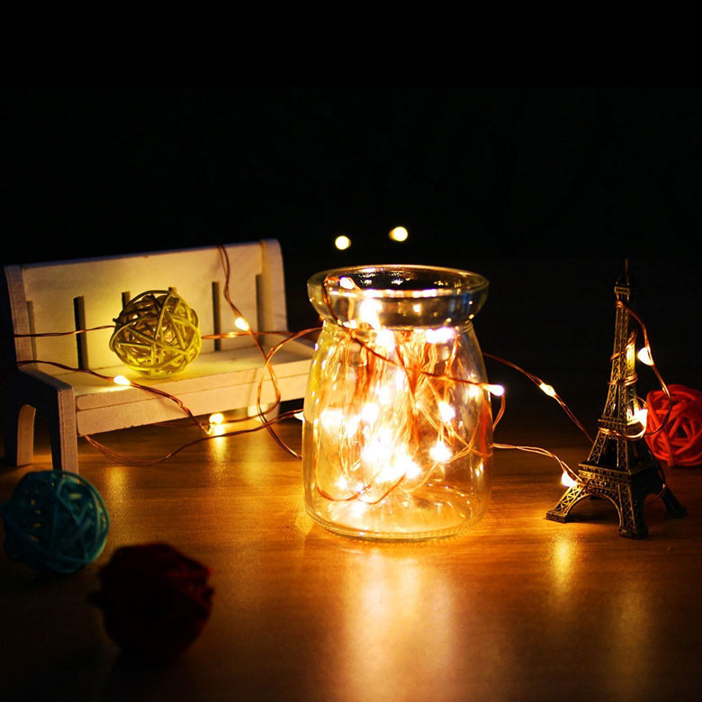 outdoor led string lights daily cool gadgets. Black Bedroom Furniture Sets. Home Design Ideas