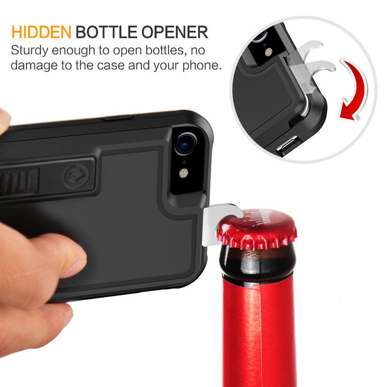 iPhone Lighter Case Bottle Opener