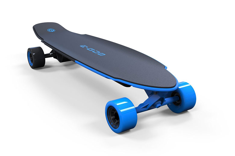 Yuneec E Go2 Electric Skateboard Daily Cool Gadgets