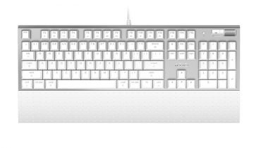 Azio Mk Mac Wired USB Backlit Mechanical Keyboard