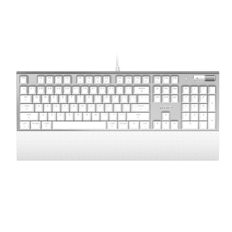 Azio Mk Mac Wired USB Backlit Mechanical Keyboard