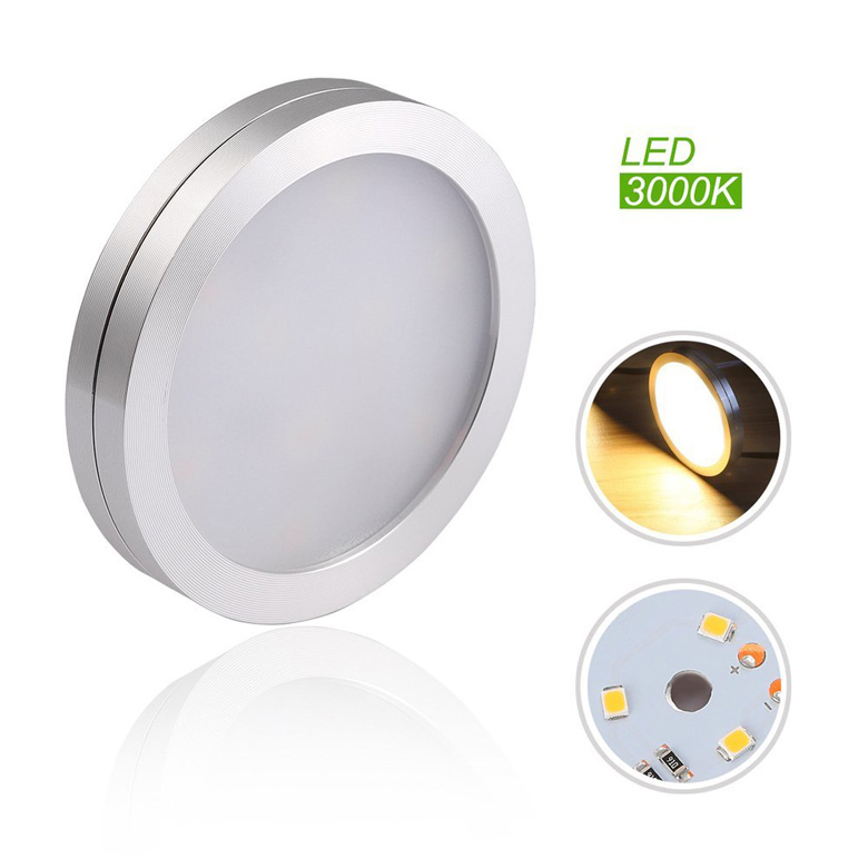 LED Puck Lights, Under Cabinet Lighting