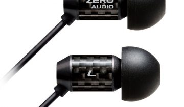 Zero Audio Ear Stereo Headphone Carbo Tenore