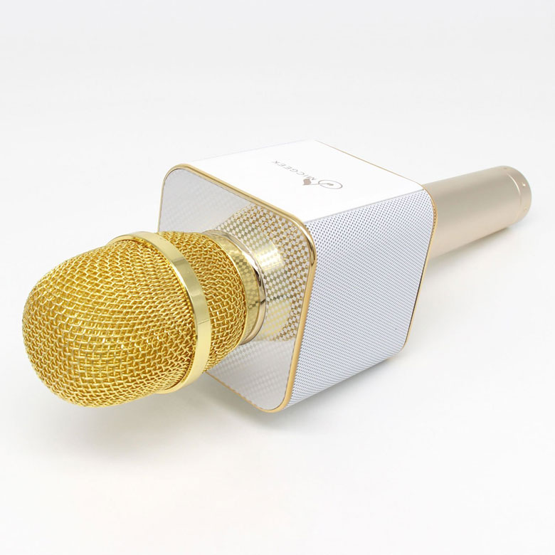 MicGeek Q9 Bluetooth Karaoke Microphone