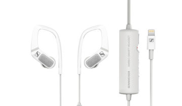 Sennheiser AMBEO Smart Headset Binaural Recording Ear Canal Headphones