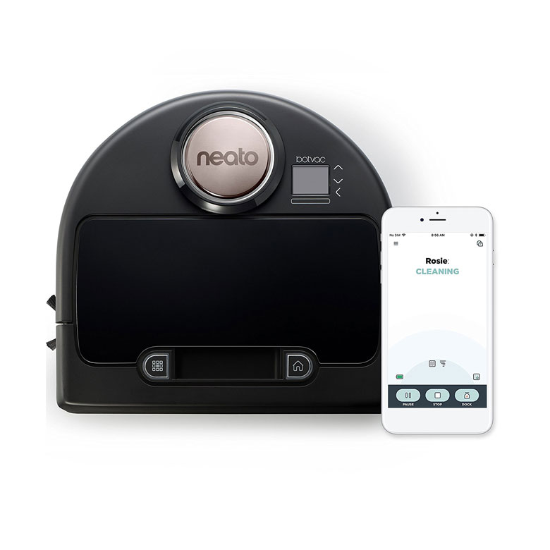 Neato Botvac Connected Wi-Fi Enabled Robot Vacuum