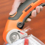 Worx ZipSnip Cutting Tool Cut