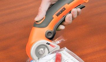 Worx ZipSnip Cutting Tool Cut