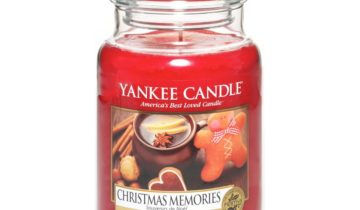 "Yankee Candle ""Christmas Memories"""