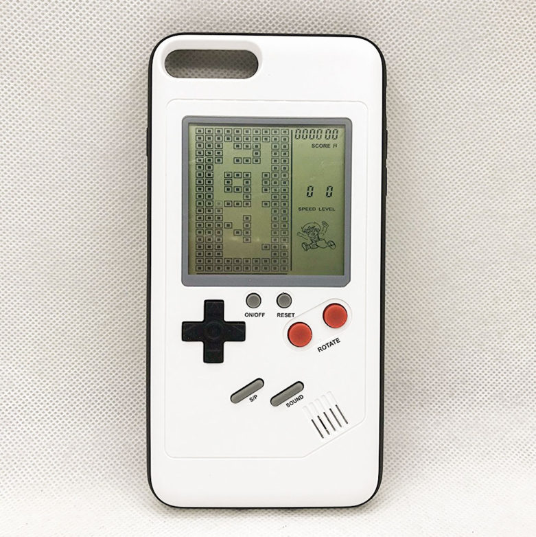 Gameboy Retro Style iPhone Case
