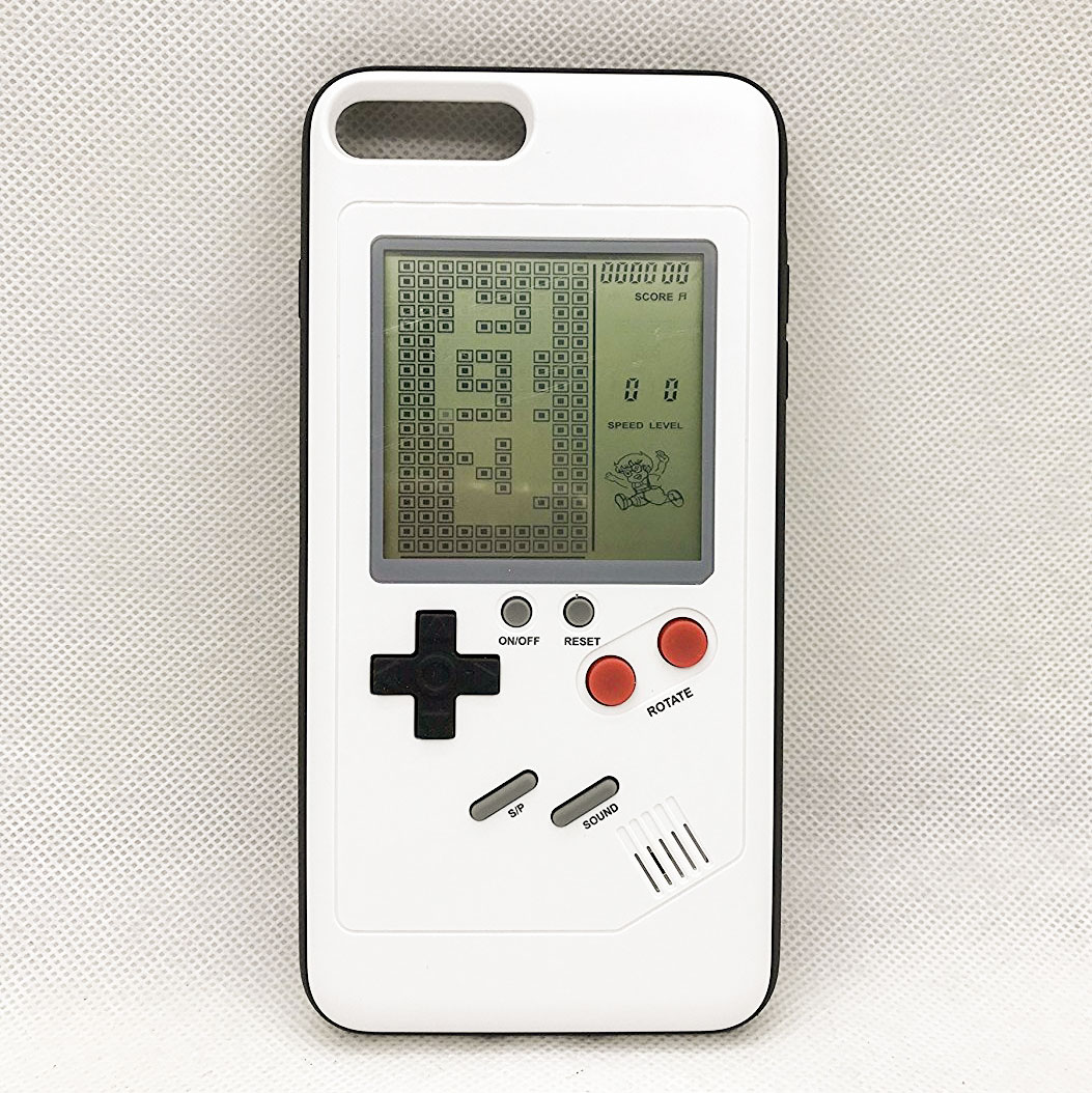 play gameboy on iphone gameboy retro style iphone tetris daily cool gadgets 15868