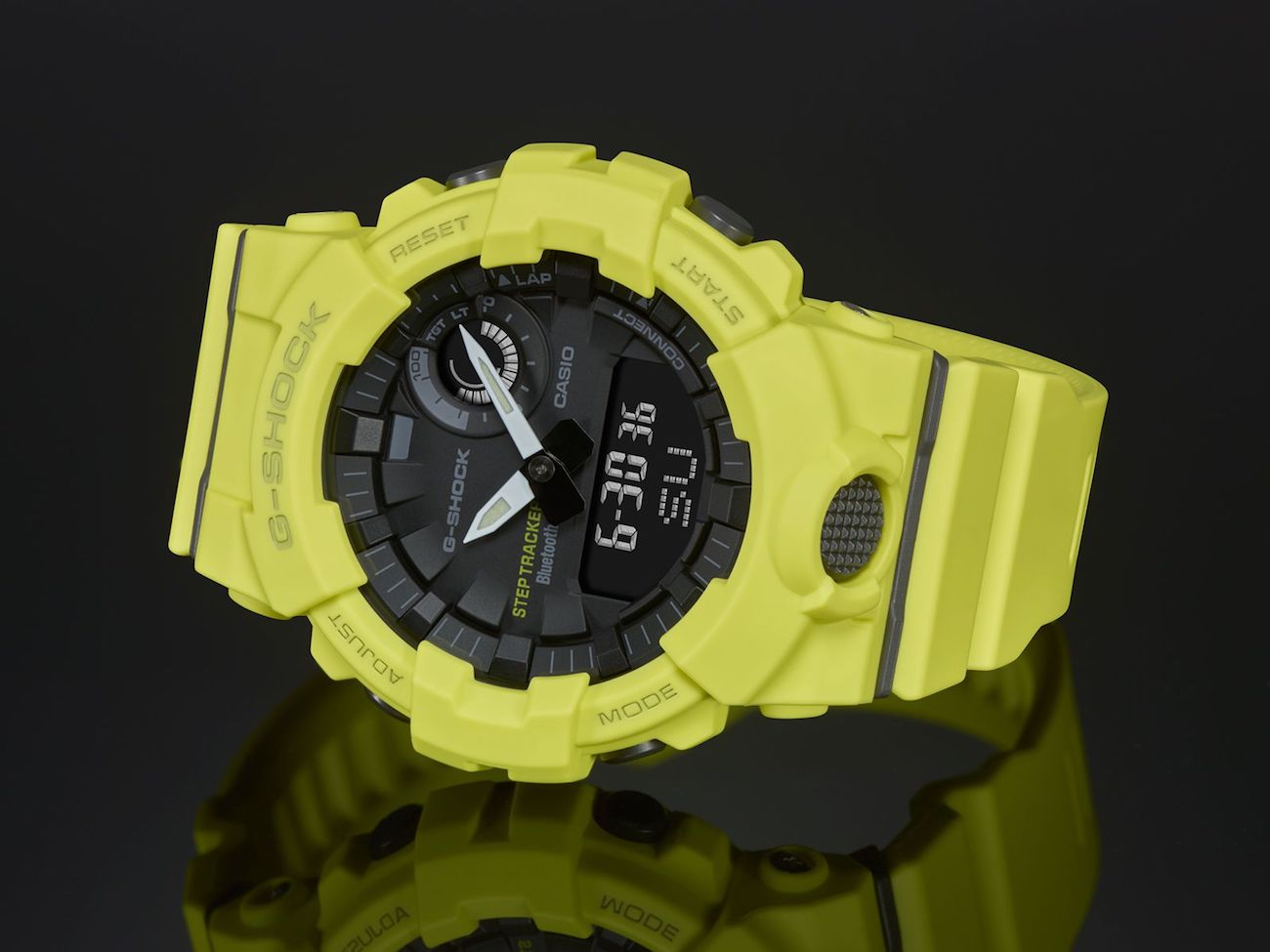 Casio GBA-800 Shock Resistant Watch