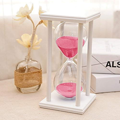 60 Minutes Hourglass Sand Timer