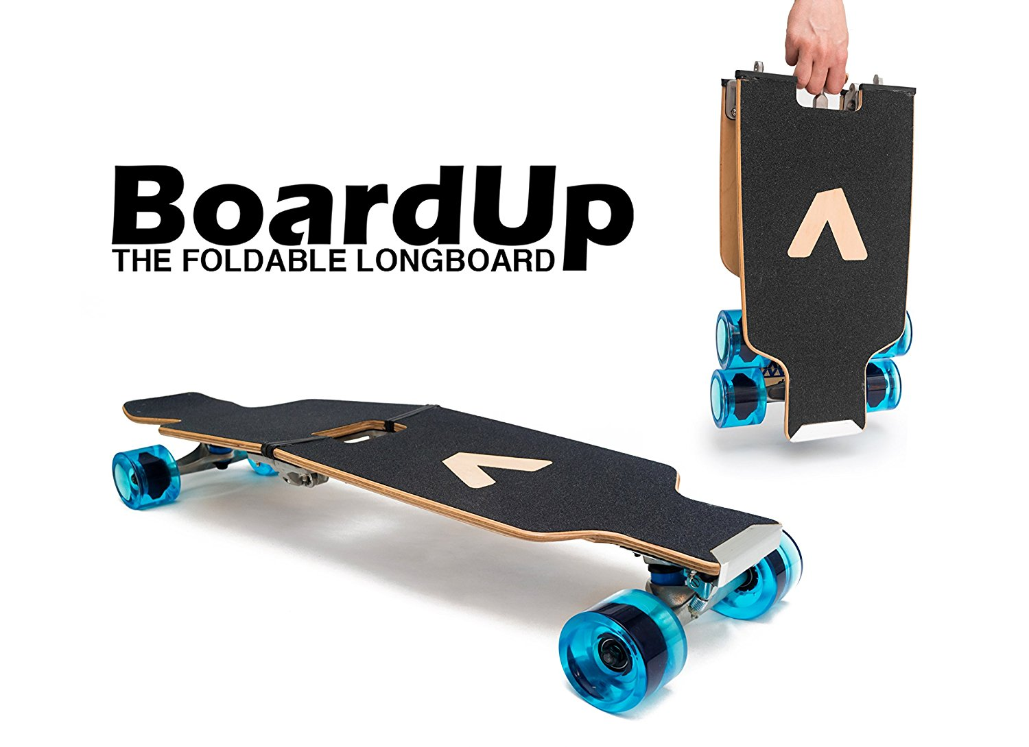 BoardUp: The longboard for travel
